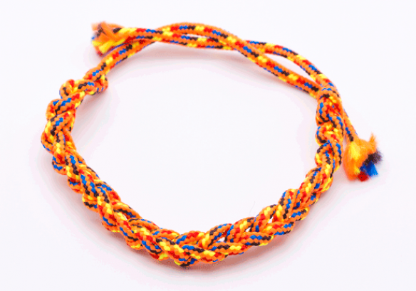 Friendship Bracelet 584w