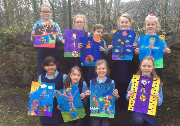 P5 Fringe poster competition 2018