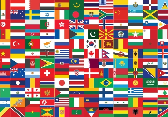 world flags S2