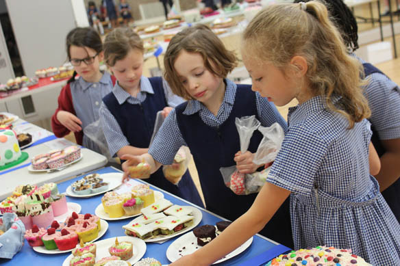 Junior Bake Off Winners - May 2017