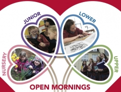 open morning St Georges