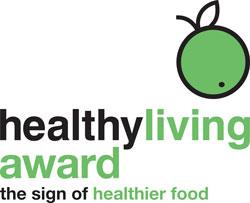 Healthy Living Award Feb 2019