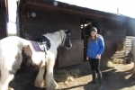 Horse Riding at North Berwick 2