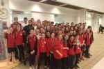 swimming mhairi s feb 2017 top club team WBC at East Districts