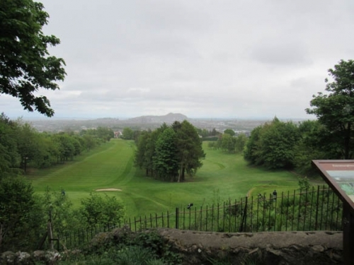Corstorphine Tower and Walled Gardens 8