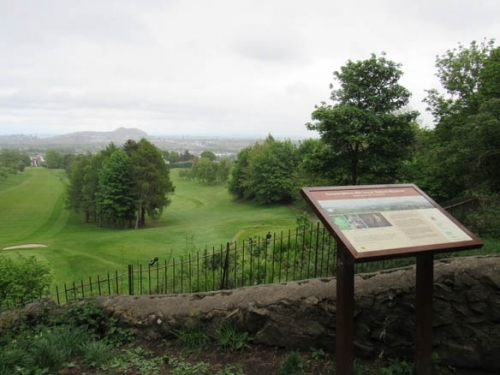 Corstorphine Tower and Walled Gardens 9