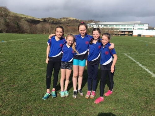 Duddingston X country march 2017