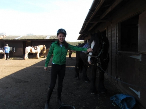 Horse Riding at North Berwick 8