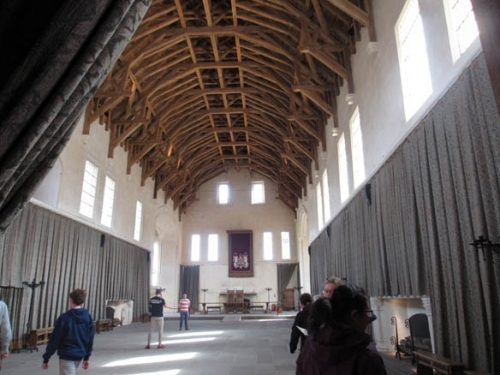 Stirling Castle 13