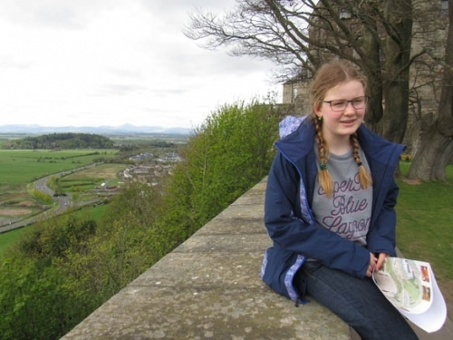 Stirling Castle 18