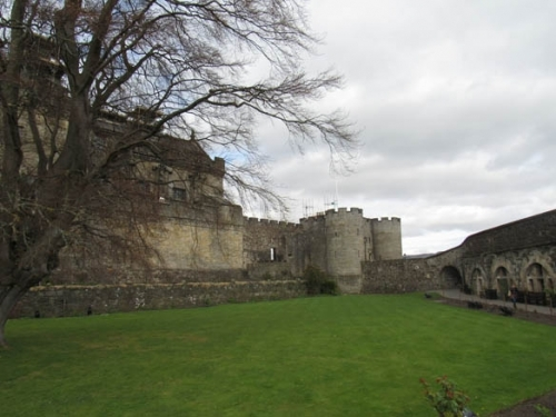 Stirling Castle 19
