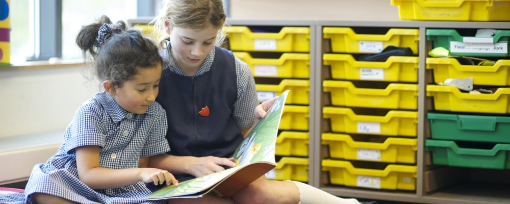 Primary 5 Curriculum » St George's School For Girls